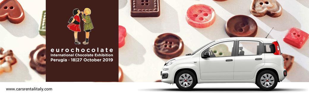 Eurochocolate festival